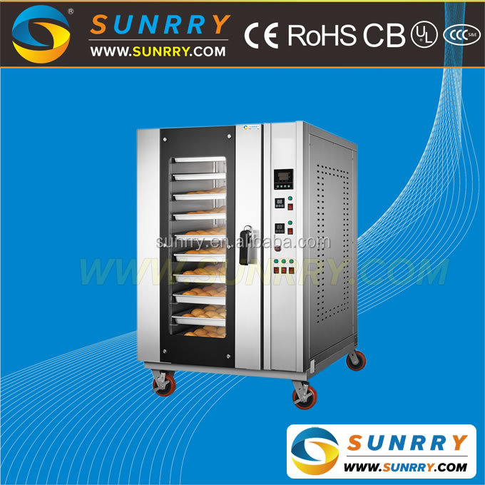 Commercial rotary Convection Oven, forced Convection drying Oven