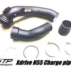 Xdrive N55 Charge pipe AWD (Xi) for bme f30 f20