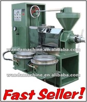 2012 hot selling combined mustard oil press machine with filter