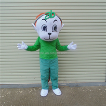 2017 popular party monkey charater cheap mascot costumes for sale