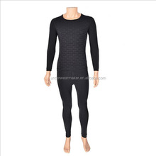 Wholesale Winter Double Layer Thermal Underwear Of Spandex Nylon Thermal Underwear Seamless Plus Size Custom Thermal Underwear