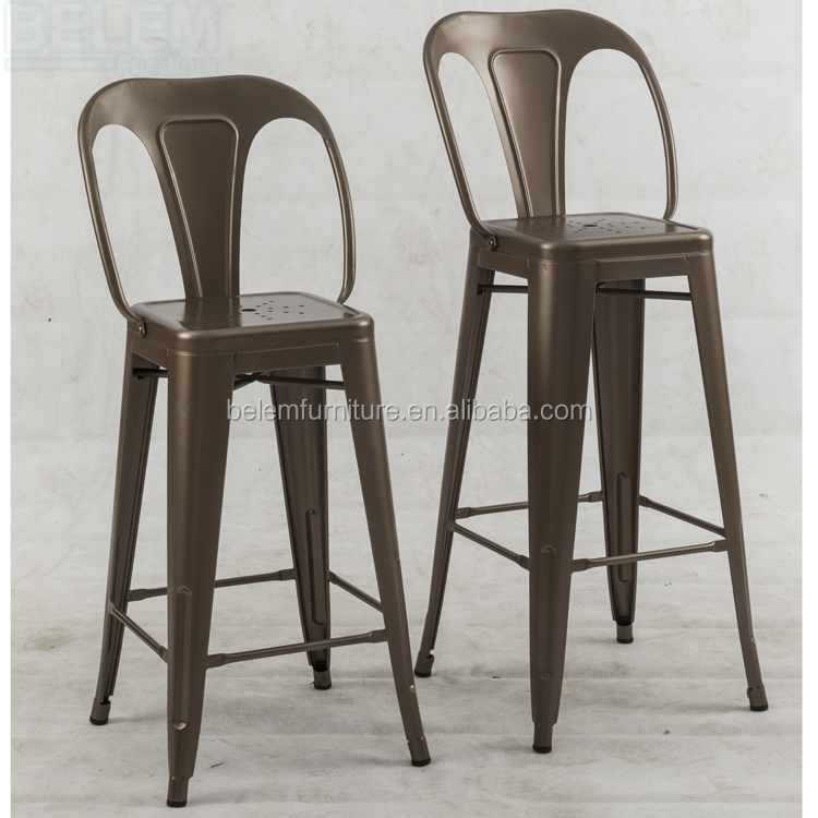 classic design chair manufacturer supplier wholesale best price metal bar stool