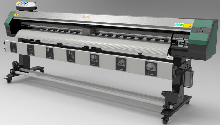 New hot model digital banner flex printing machine price