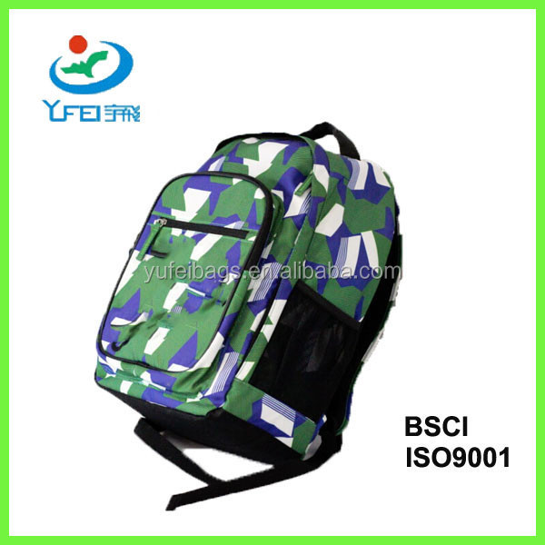 YF-BP011 Top Selling Cheap Fashion Camping Backpack Women