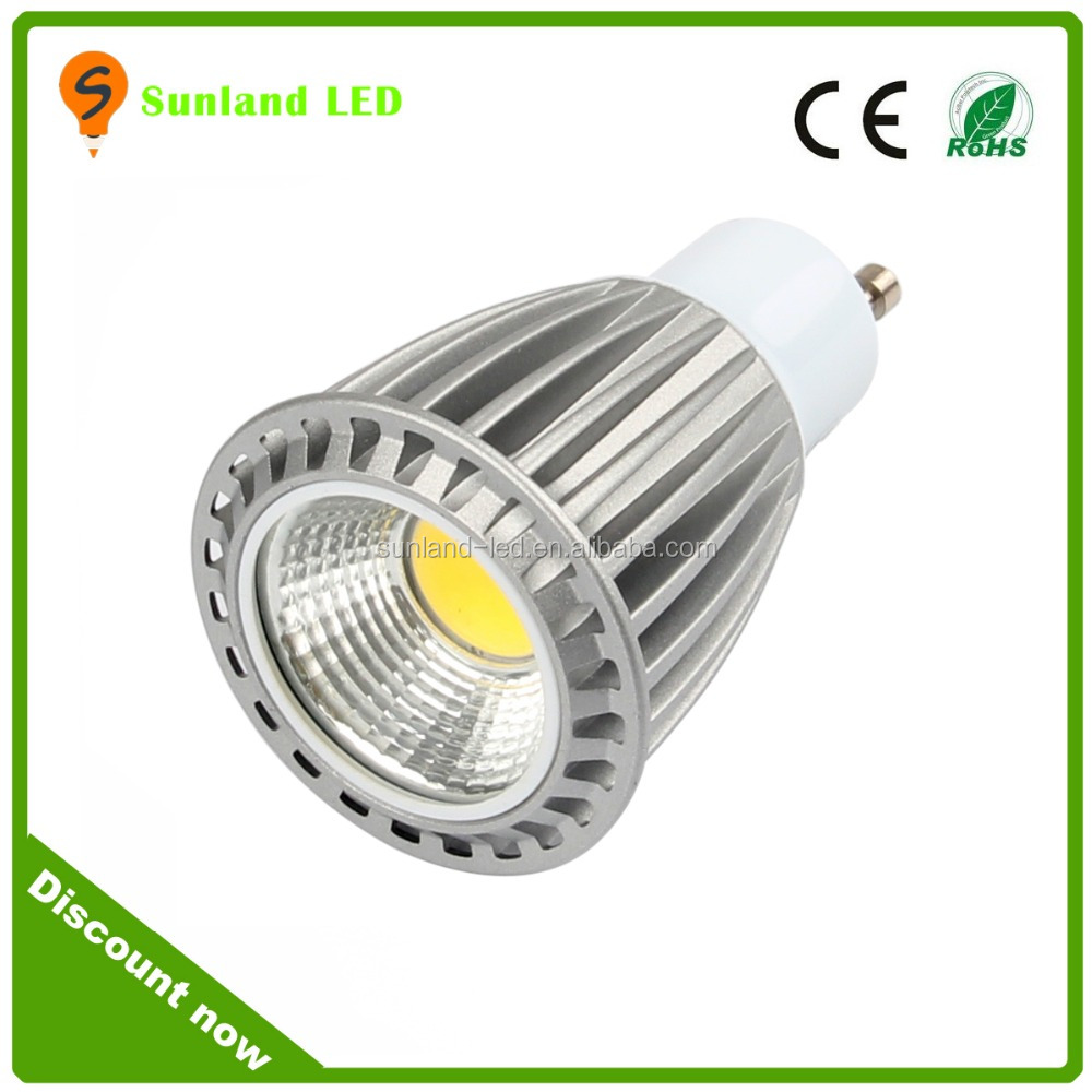 Daily light indoor lamp 8w mr16/hu10/e27 led spot light with long lifespan 8w led spotlight outdoor ce rohs