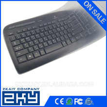 Ultrathin Anti Dust Waterproof Silicone Keyboard Protector Skin Cover for Keyboard cover