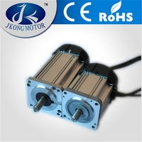 full-automatic V Cutting machine motor with fan / 310V BLDC motor