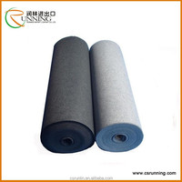 Nonwoven Needle Punched Colorful 100% Polyester Felt