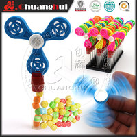 Finger Peg Top Candy Toy Candy
