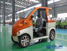 Green energy two seater electric mini scooter car for sale