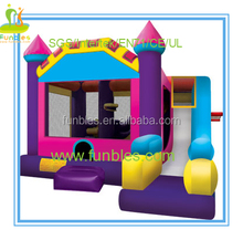 Inflatable 5 in 1 Combo with art panel