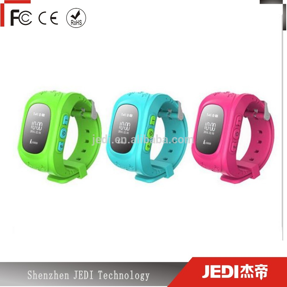 Locator wrist watch gps for child gl1528