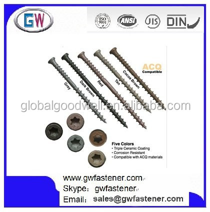 Composite Decking Screws