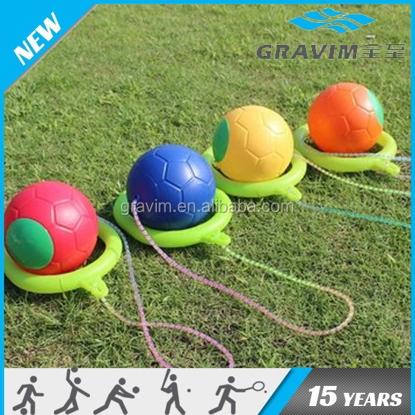 colorful jump skip ball for kids