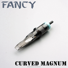 Ultra Disposable Tattoo Cartridge Needle, Curved Magnum 15, Wholesale Tattoo Supply