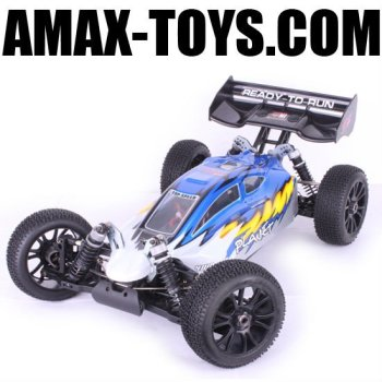 08802 1:8 scale two battery powered RC buggy the brushless powered off-road 4wd buggy