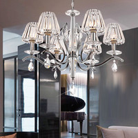 crystal chandelier good looking drop light commercial pendant light