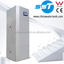 All in one heat pump electric hot water heater boiler geyser