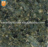 Green Granite Stone Slabs -Verde Butterfly