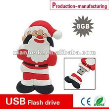 New design soft PVC USB /Fashion Lovely Smileface USB pen /Cute memory stick