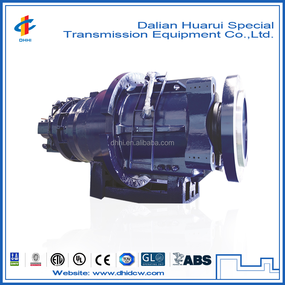 speed-up gearbox for wind turbine generator