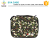 Custom shockproof EVA plastic zipper case, Travel carrying case