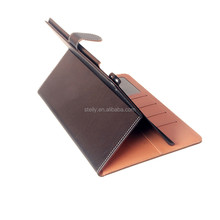 Leather Case for ipd Wallet Case for ipd Wholesale ipd mini pocket leather case