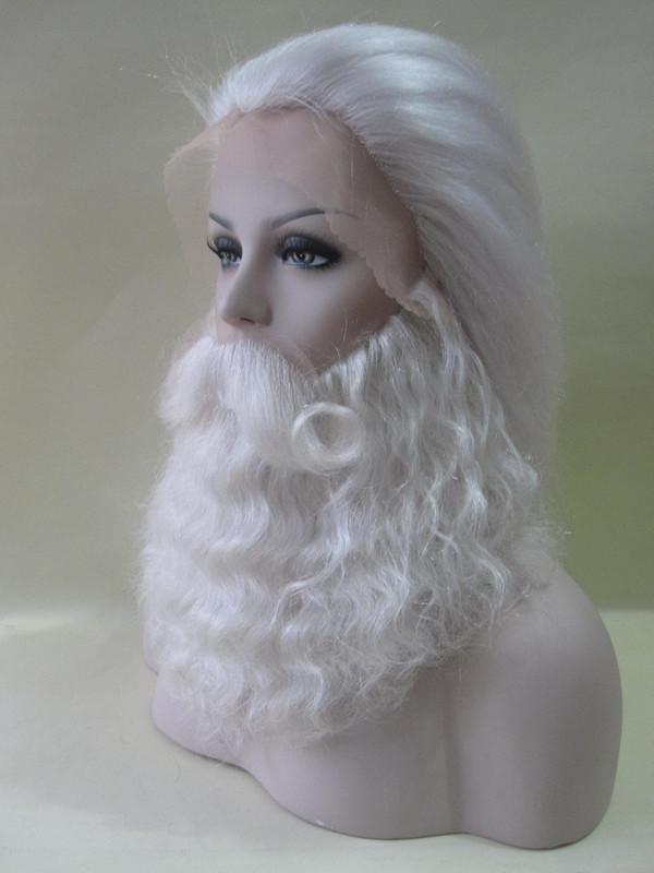 Yak Hair Santa Wigs 86