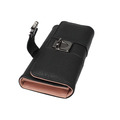 manywe brand yiwu factory designer leather ladies purse, women purse, wholesale wallet
