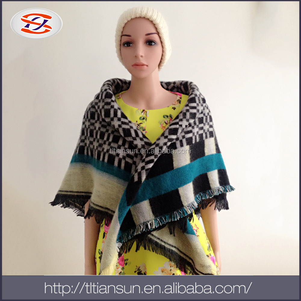 Buy Wholesale From China viscose pashmina shawl/ scarf for women