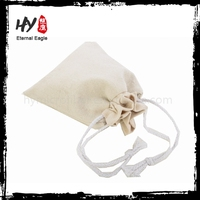 Multifunctional advertising drawstring canvas bag for wholesales