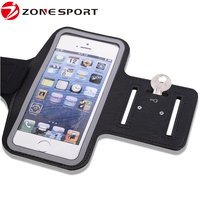 2016 hot sell express alibaba Neoprene Running sports armband for iphone 6s