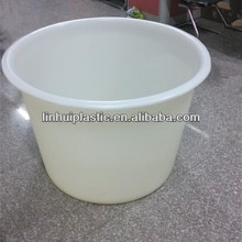Huge Plastic Container Water Tank round boat 1000L Water Bath Strong for Cement Mix Plasterer PLASTIC BOAT(ROUND)