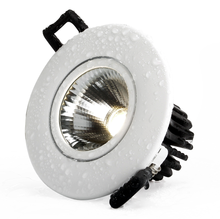BESUN update Norwegian market 12w warmdim COB LED 48mm downlight