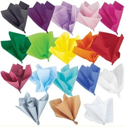 18g solid color gift wrapping tissue paper 500 a ream