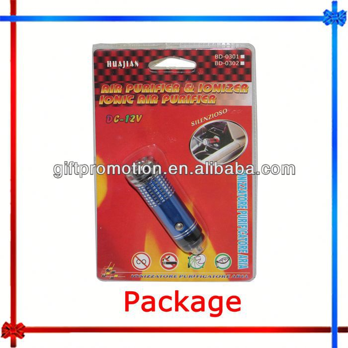 GIFT296 Aoto car air purify light