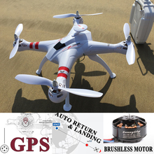 New good gps automatic return big drone for gopro camera