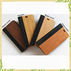 Factory Price For Iphone Case 6 Wood Bamboo, for Iphone Case Wood, Wood Cherry case 4.7inch
