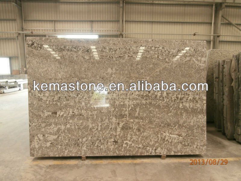 Brazilian Bianco Antico(Diamond White) Granite Slab