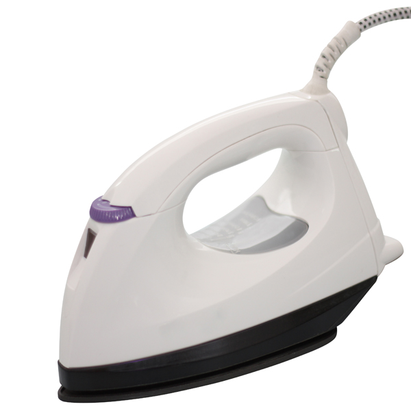 Hot sell in South America HN-101 steam iron 1000w non-stick sole plate