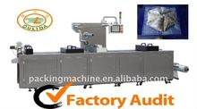 DLZ420 Automatic Vacuum Packaging Machine For Cooked Food