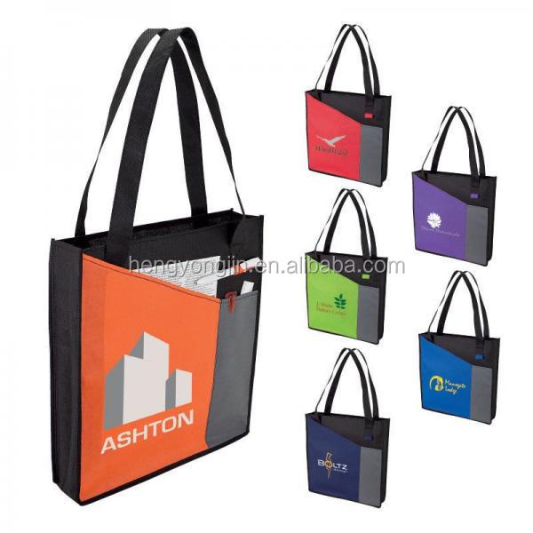 cheap non woven bags shopping bag
