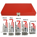1/4-1/2 thread repair tool kit for auto | damaged hole | UNC/UNF