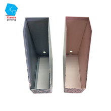 One stop custom office stationery folding magazine file file holder flat style