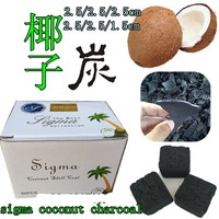 uses of coconut shell charcoal
