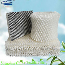 Replacement evaporative cooling pad wick filter