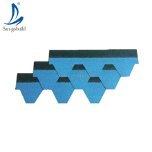 Importing Building Materials from China Mosaic Shape Asphalt Roofing Shingles fiber cement roof tile