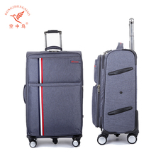 large capacity trolley luggage carry-on travel bag rolling suitcase from china manufactur