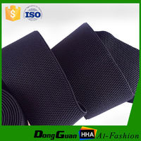 Factory supply twill polyester luggage elastic band with factory price