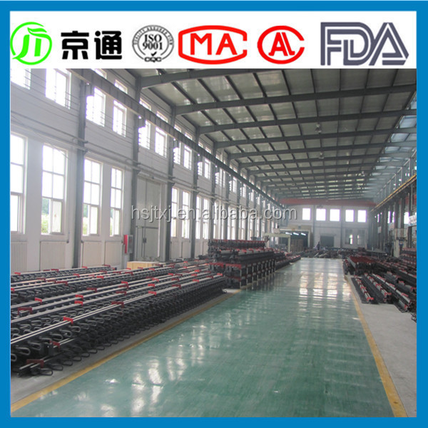 Expansion joint for concrete floor